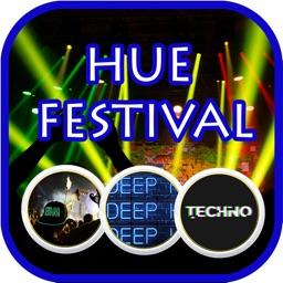 Festival of Hue Lights: RAVE