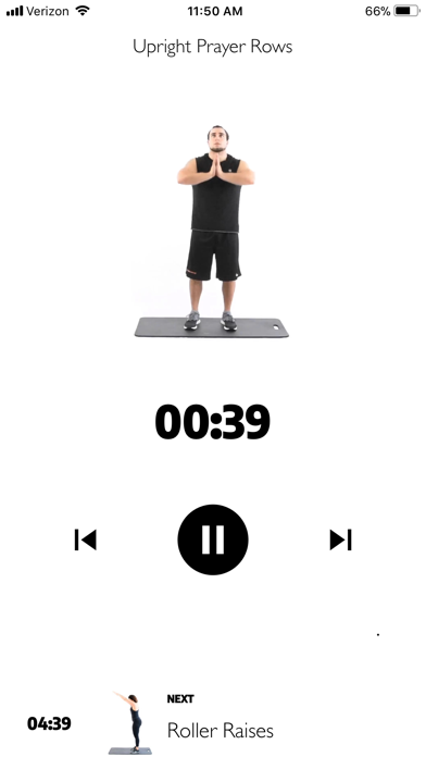 Exerprise - Workout Generator screenshot three