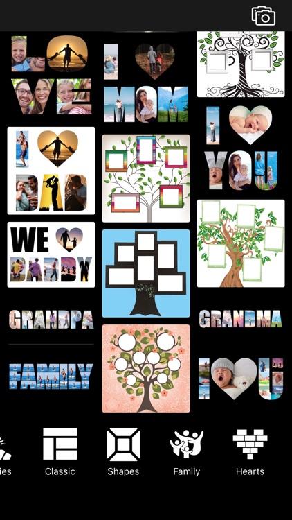 Photo Collage Maker : Pic Grid screenshot-7