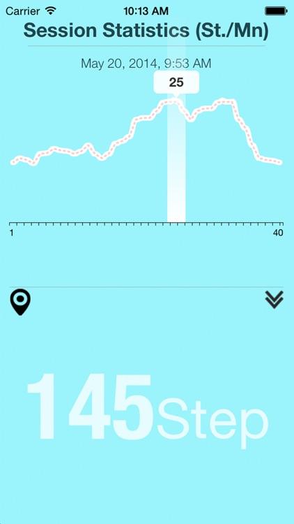 GPS Pedometer+ Running Tracker screenshot-3