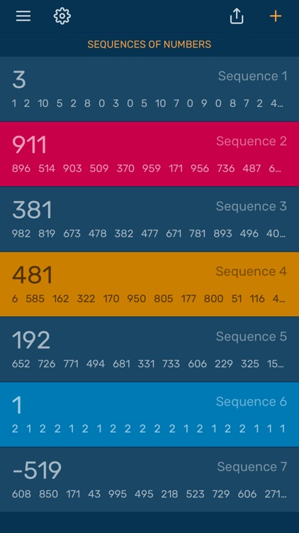 Random Number Generator App screenshot-0