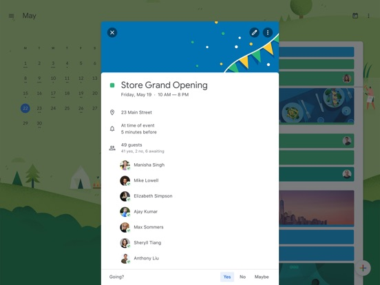 Screenshot #2 for Google Calendar: Time Planner