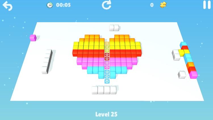 Cubes : brain teaser screenshot-0