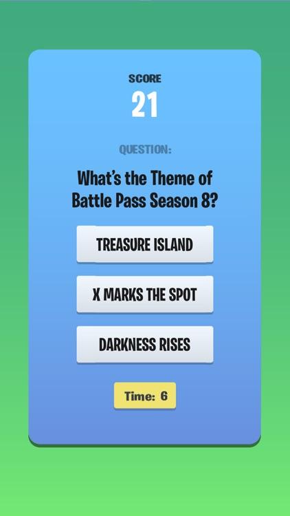 VBucks Quiz for Fortnite screenshot-4