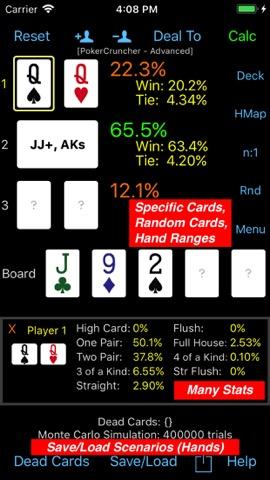 PokerCruncher Advanced Odds Apps Bundleのおすすめ画像1