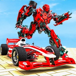 Formula Car Robot Transform