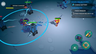 Space Pioneer: Full Gear screenshot 6