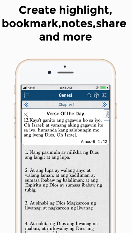 Tagalog Bible - ang biblia