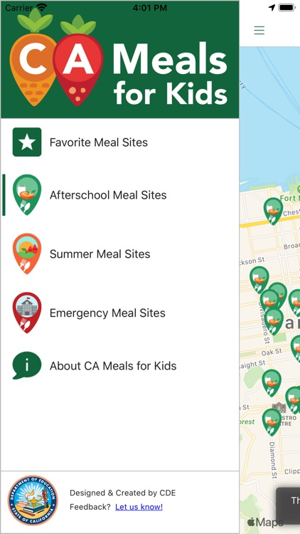 CA Meals for Kids