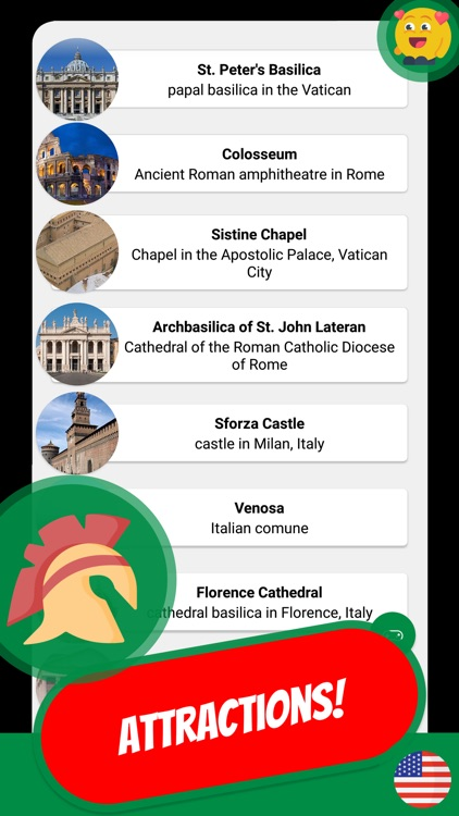 ITALY & PASTA Quiz screenshot-7