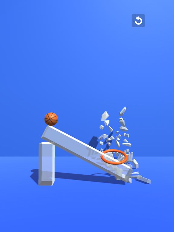 Through the Hoop - Tap & Break screenshot 7