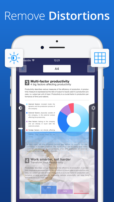 Scanner Pro: PDF Scanner App Screenshot