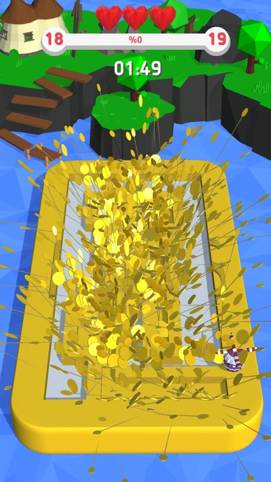 Happy Copter : 3D screenshot 4
