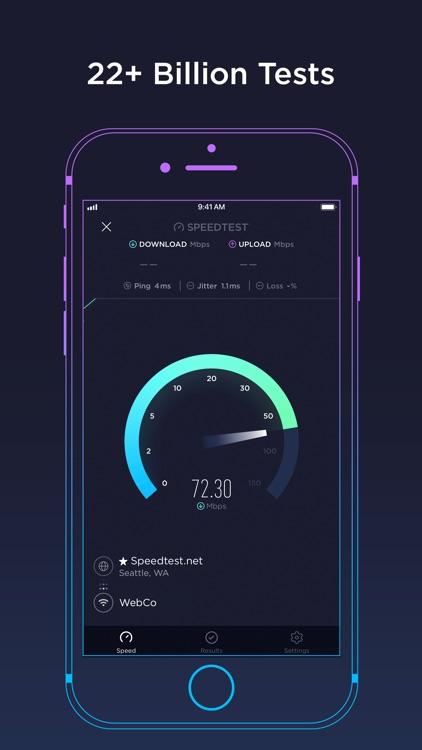 Speedtest by Ookla by Ookla
