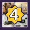 4 Picsの1ワード - 画像パズル Puzzle - iPadアプリ