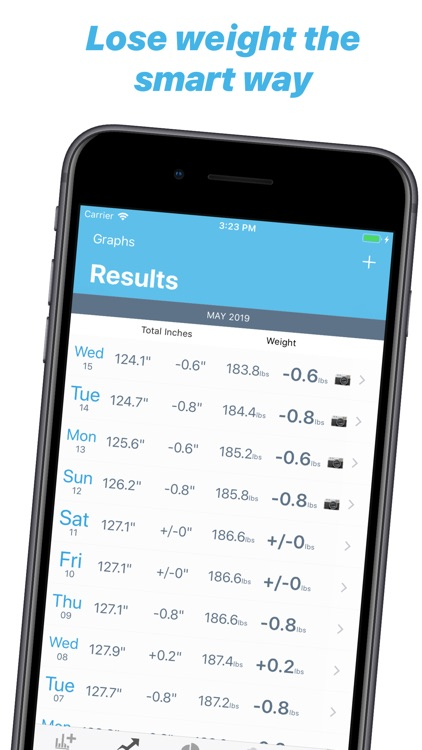 Progress Body Tracker & Health screenshot-4