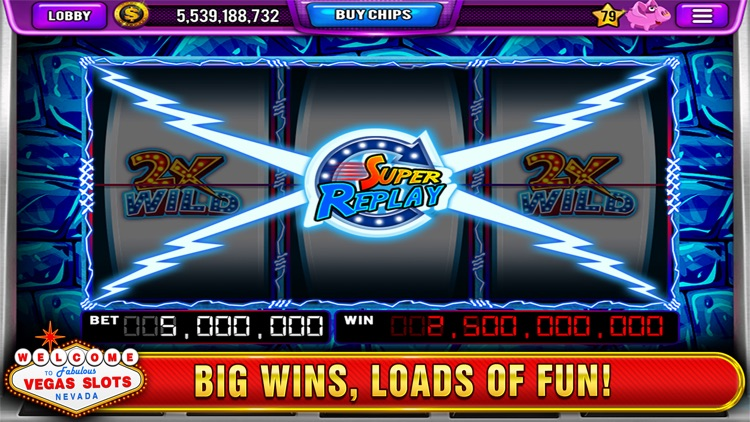 7Star Vegas Slots - Real Vegas screenshot-7