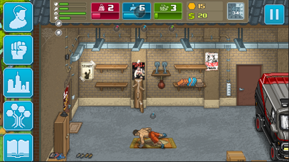 Punch Club Screenshots