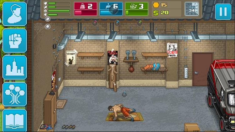Punch Club screenshot-3