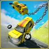 Chained Car Crash Beam Driving - iPhoneアプリ