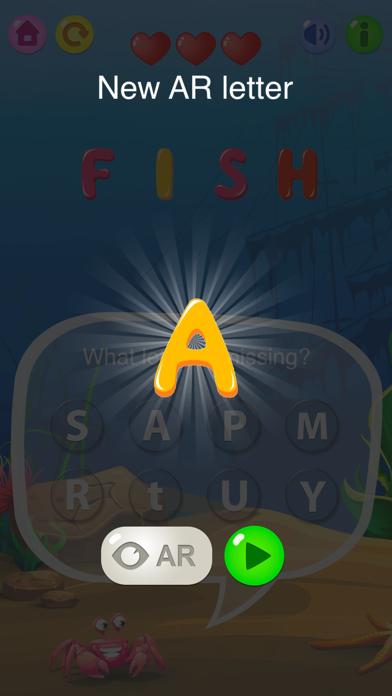 Wet Words Screenshot