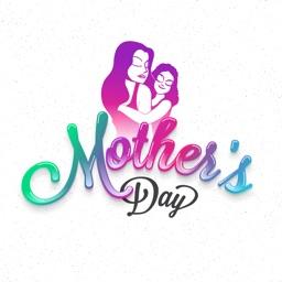 Mothers Day Sticker Frames App