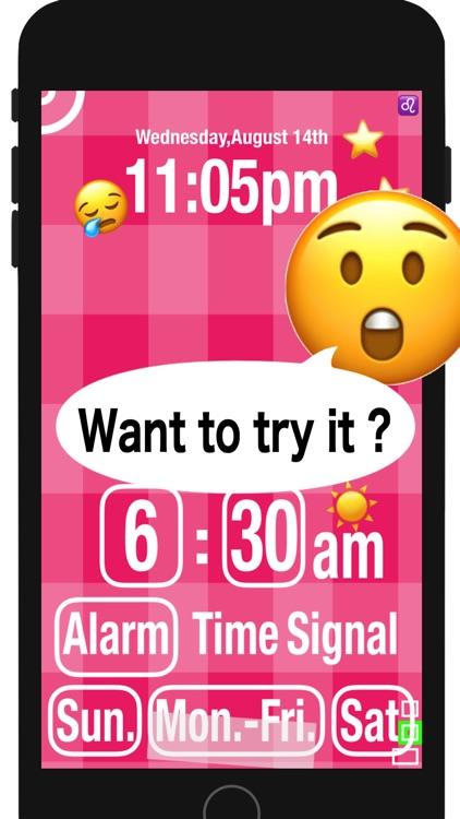 Talking Alarm Clock(R) screenshot-9
