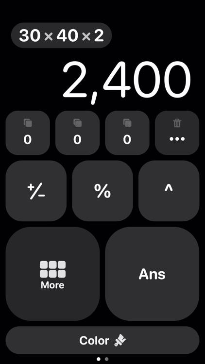 Haseba Calculator screenshot-5