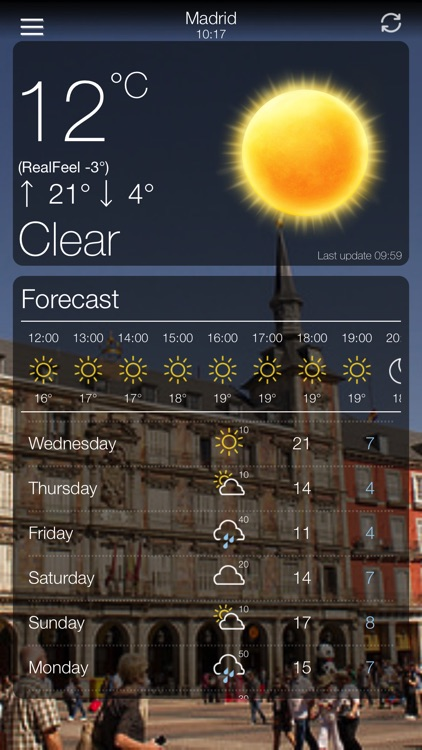 Weather +. screenshot-8