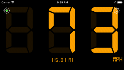 Speedometer Speed Box screenshot four