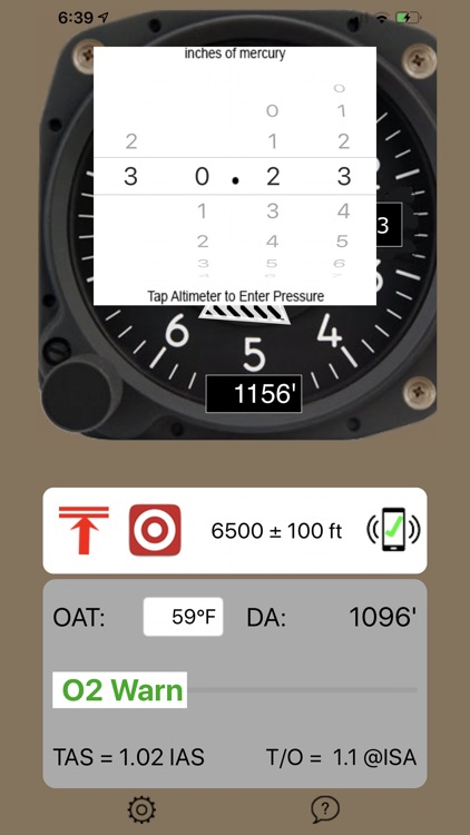 avAltimeter screenshot-2