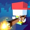 Survival Shoot-Block Gun Games - iPadアプリ