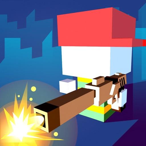 Survival Shoot-Block Gun Games