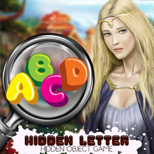 Find Hidden Letters