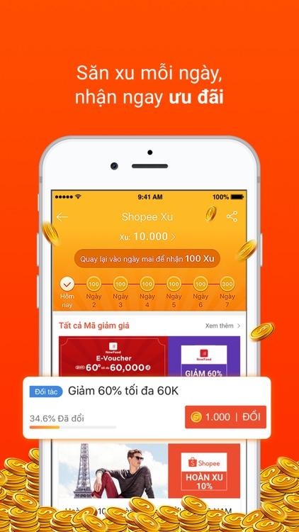 Shopee: Flash Sale Rẻ Vô Địch screenshot-5