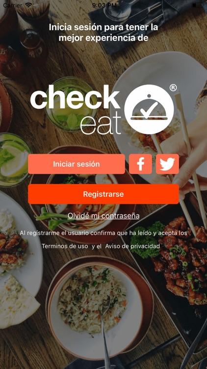 Check-Eat   #CómeteLaFila screenshot-7