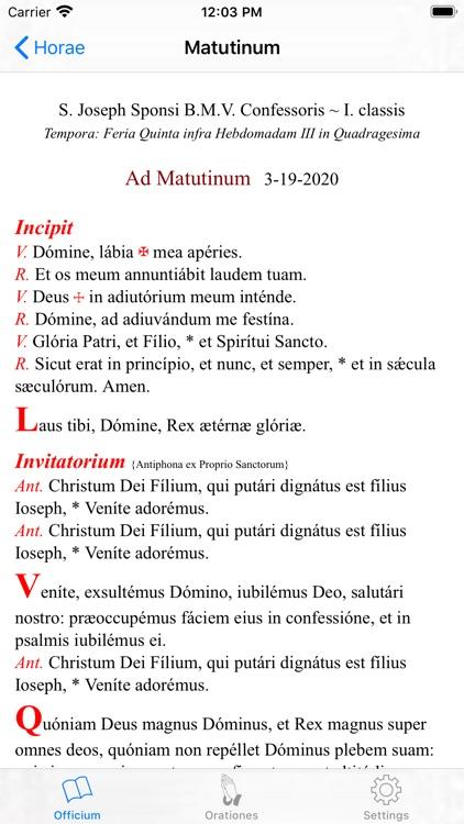 Breviarium Meum