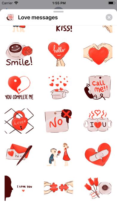 Love - message screenshot 3