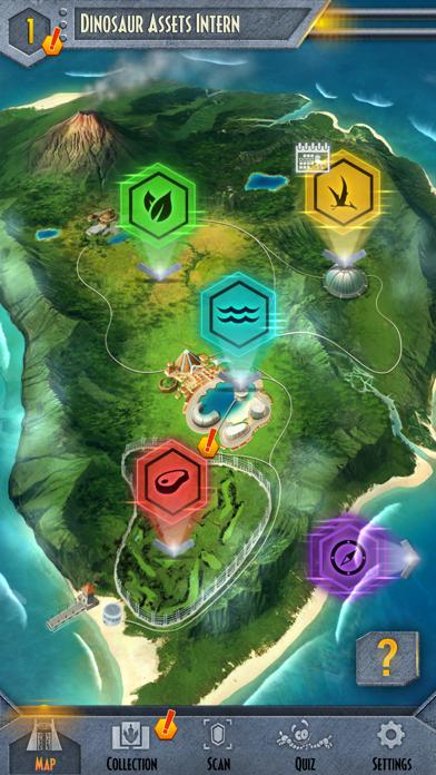 Jurassic World Facts screenshot 3