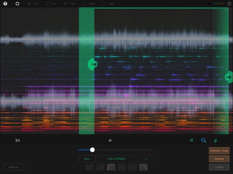 Auditor - Audio Editor screenshot-3