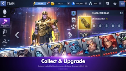 Marvel Future Fight App Reviews - User Reviews of Marvel Future Fight