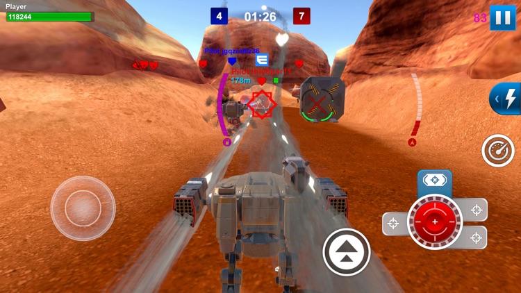 Mech Wars -Online Robot Battle by MOMEND