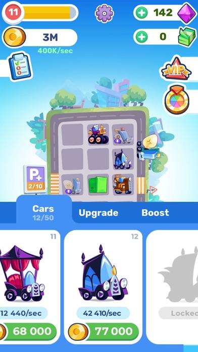 Merge & Beep: Tycoon clicker screenshot 3