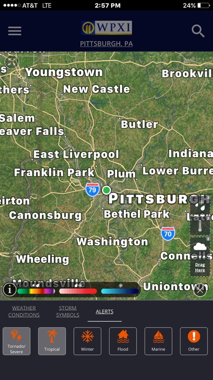 WPXI Severe Weather Team 11 screenshot-5