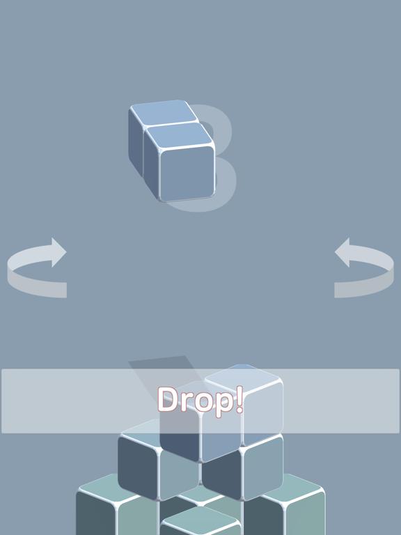 Fall Box: Color Spin Cube Downのおすすめ画像3
