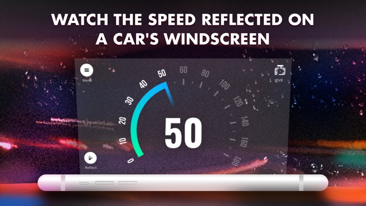 Auto Speedometer - Speed Track screenshot-3