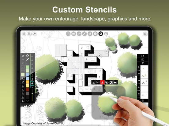 Morpholio Trace: Sketch, Draw, Note and Design on Tracing Paper screenshot