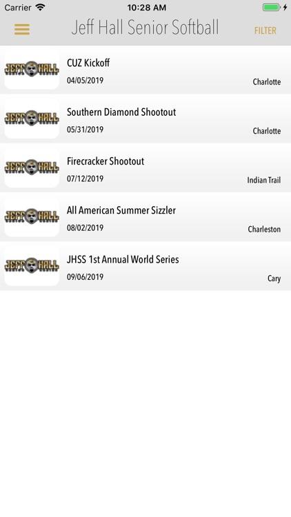 Jeff Hall Senior Softball screenshot-3