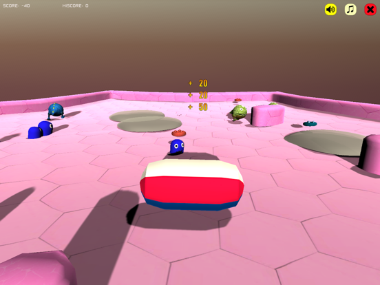 Dinos And Ghosts screenshot 4