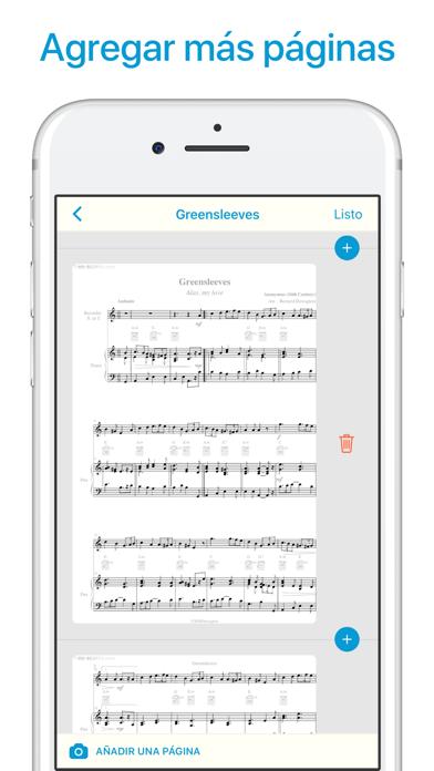 download Lector de notas y partituras apps 4